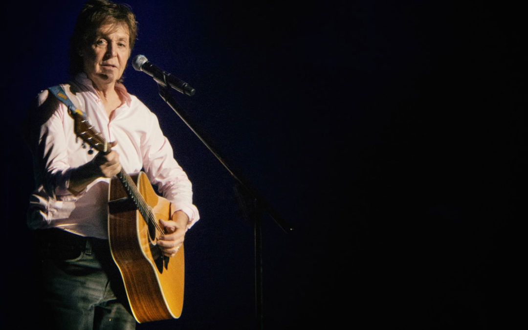 Paul McCartney: prossime date in Italia