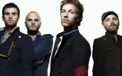 I Coldplay sono le Superstar delle prossime due settimane